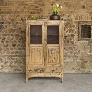 Credenza Coloniale inglese