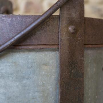 Secchio in ferro
