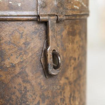 Bidoncino in ferro
