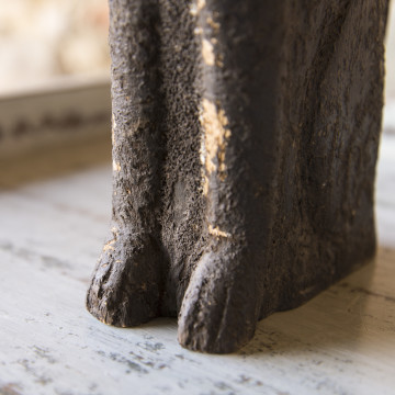 Gatto in ferro