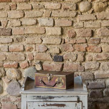 Scatole in latta antica